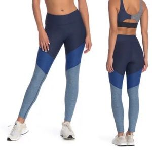 Outdoor Voices 7/8 Springs Leggings Blue